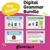 Digital Grammar Bundle | Google Slides™ & Seesaw™