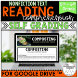 Digital Informational Text for Google Drive™| Composting |
