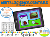 Digital Insect or Spider Review and Assessment