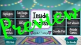 Digital Inside Recess Google Slides Bitmoji Room