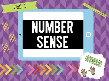 Digital InterACTIVE Math Journal :: Number Sense