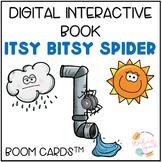 Digital Interactive Book: Itsy Bitsy Spider