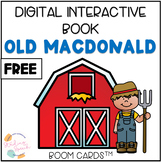 Digital Interactive Book: Old MacDonald