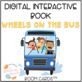 Digital Interactive Book: Wheels on the Bus