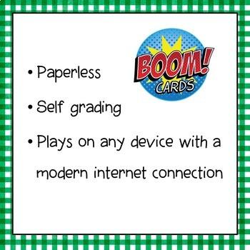 Digital Interactive Boom Cards Bundle