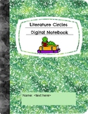 Digital Interactive Literature Circles for Google Slides