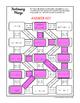 Algebra Digital Interactive Math Factoring Maze