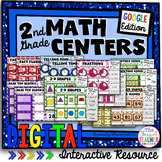 Google Digital Interactive Math Centers