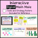 Digital Interactive Math Mats & Addition and Subtraction S