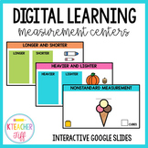 Digital Interactive Measurement Centers- Distance Learning