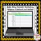 """Digital Interactive Notebook: """"Because of Winn-Dixie"""""""