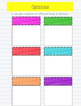 Story Elements, Author's Purpose, Interactive Google Drive Notebooks