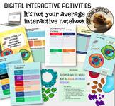 Digital Interactive Cell Organelles Prokaryote Eukaryote D