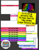 DIGITAL INTERACTIVE NOTEBOOK FLIP BOOK TEMPLATES FOR PERSO