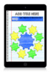 Digital Interactive Notebook & Graphic Organizer Template Packet 1 (GOOGLE)