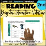 Digital Interactive Notebook for 2nd Grade   Mentor Text R