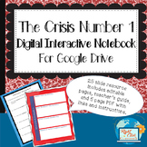"Digital Interactive Notebook for Paine's ""Crisis Number One"""