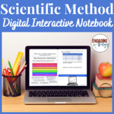 Digital Interactive Notebook for Scientific Method for Dis