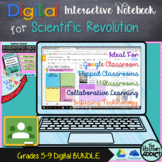 Digital Interactive Notebook for the Scientific Revolution (Distance Learning)