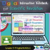 Digital Interactive Notebook for the Scientific Revolution