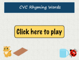Digital Interactive Sight Word Game   Pre-K virtual learning game