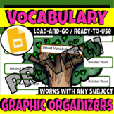 Digital Interactive Vocabulary Journal