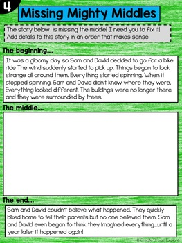 Digital Interactive Writing Notebook for Google Drive