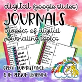 Digital Journal: 5 Weeks of Fun Journal Topics for Element