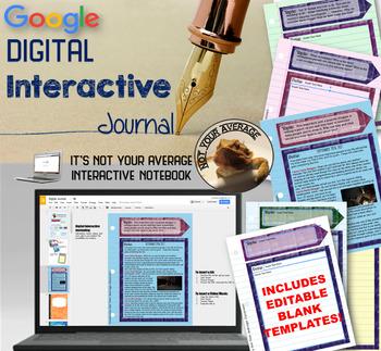 Digital Journal Google Journaling