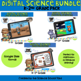 Digital K-2 Science Bundle Rocks, Animals, Fossils