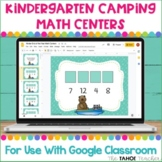 Digital Kindergarten Camping Math Centers for Use With Goo
