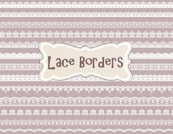 Digital Lace Doily Clip Art Digital Lace Border Clip Art D
