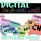 Digital Language Wall  |  Mentor Sentences