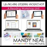 Digital Launching Reading Workshop in Grades 3-5 | Distanc