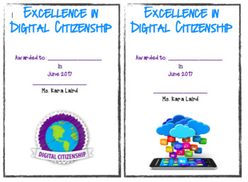 Digital Leadership Award