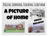 Digital Learning A Picture of Home Elementary Art Lesson S