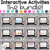 Digital Activities: Distance Learning BUNDLE for Special E