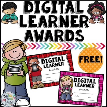 Digital Learning Awards
