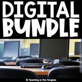 Digital Learning BUNDLE for Google™ Classroom Distance Learning