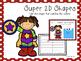 Digital Learning Centers Kindergarten Math August