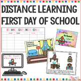 Distance Learning First Day Guide and Expectations