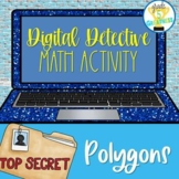 Polygon Classifications Digital Learning Google Forms