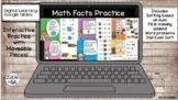 Digital Learning Math Facts Practice