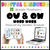 Digital Learning: OU & OW Word Work