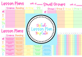 Google Slides Digital Lesson Plan Template (Plus More!)