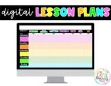 Digital Lesson Plans