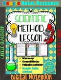 Scientific Method Digital Lesson- Google Classroom