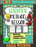 Scientific Method Digital Lesson- Google Classroom