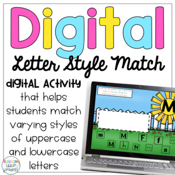 Digital Letter Style Match