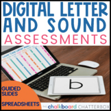 Digital Letters and Sounds Assessments